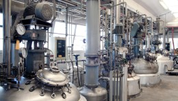 Metering of Fluids in Chemical Production