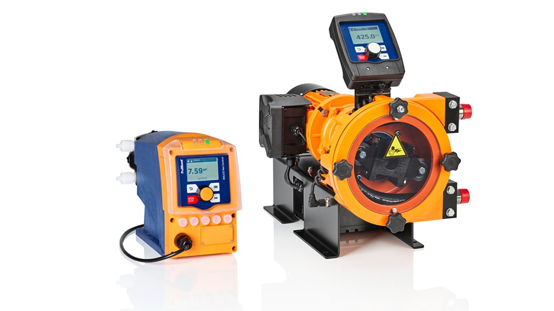 <p>Peristaltic Metering Pumps</p>