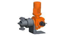 <p>Plunger Metering Pump Orlita<sup>®</sup> Evolution 1</p>