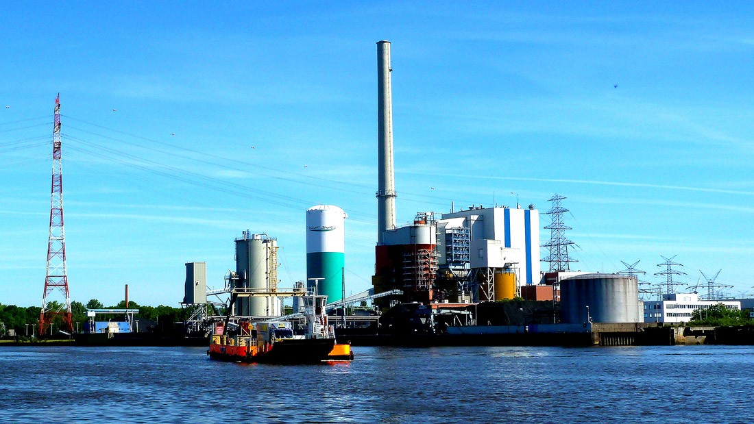 Water quality in gas-fired power plant: always the right pump